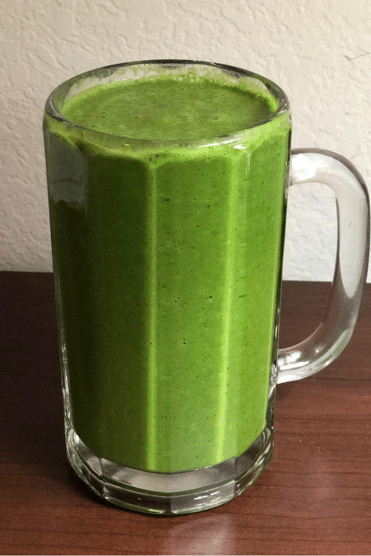 Green leafy vegetables healthy weight loss smothie