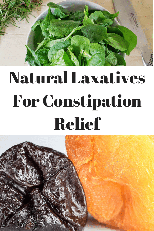 Natural Laxatives for Constipation