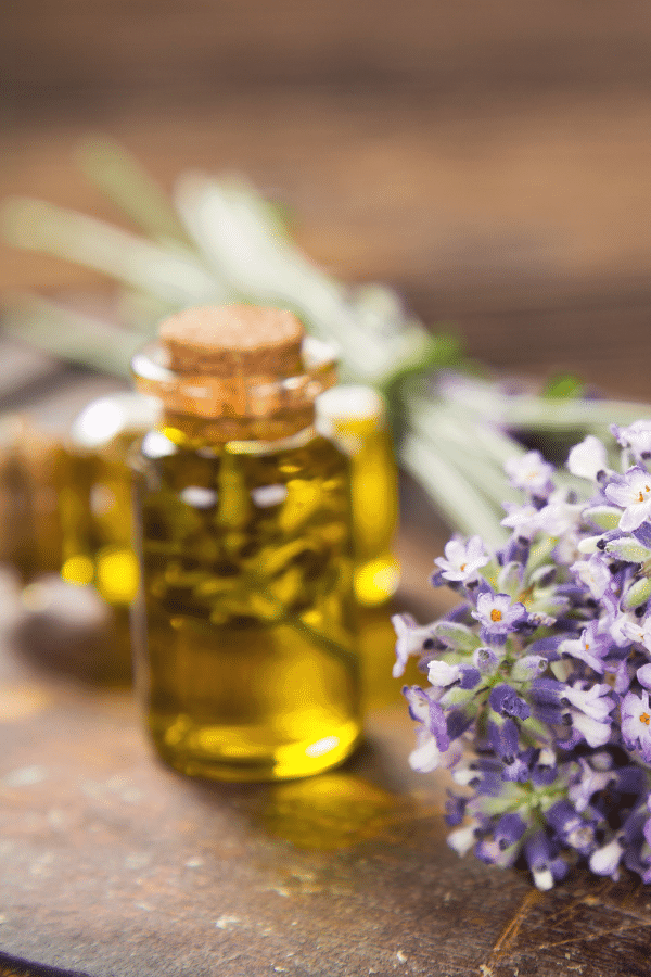 Lavender is a good essential oil for anxiety relief