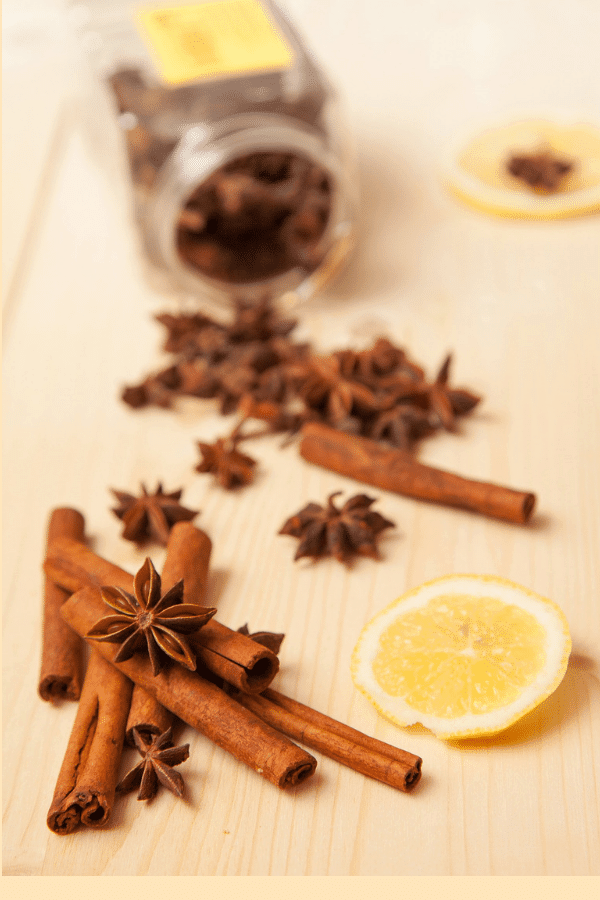 Relieve anxiety with cinnamon essential oil