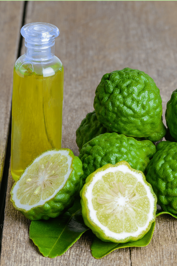 Bergamot essential oil for anxiety relief