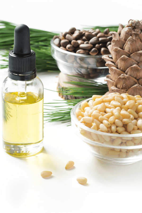 Cedarwood essential oil for anxiety Relief