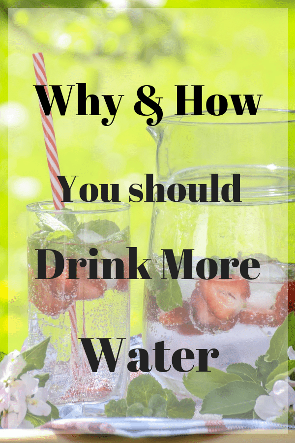 15 Health Benefits of Drinking water