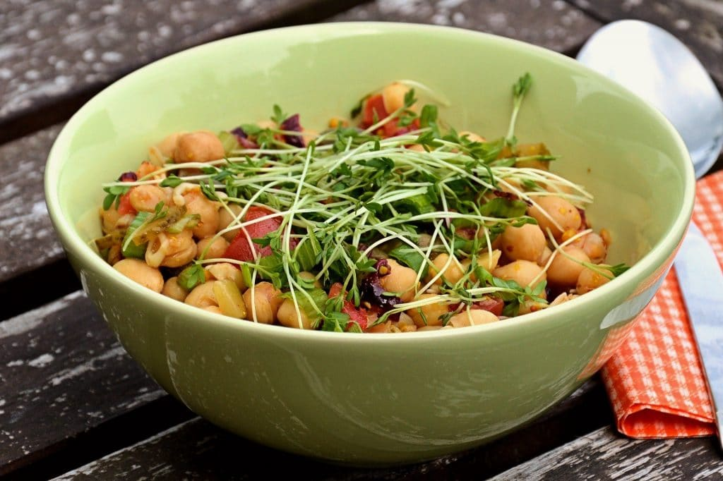 Chickpeas are among the best foods for weight loss.