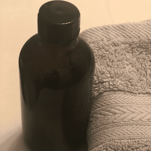 Homemade anti-Cellulite Oil