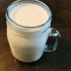 Healthy Homemade oat milk