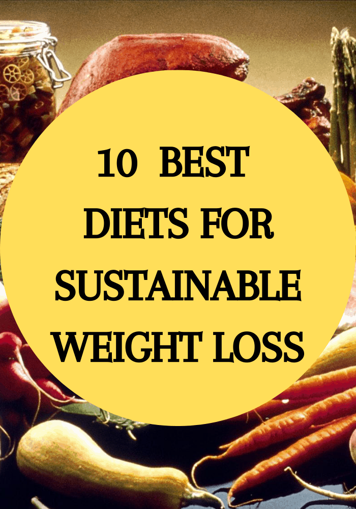 10 Best Diets for weight loss