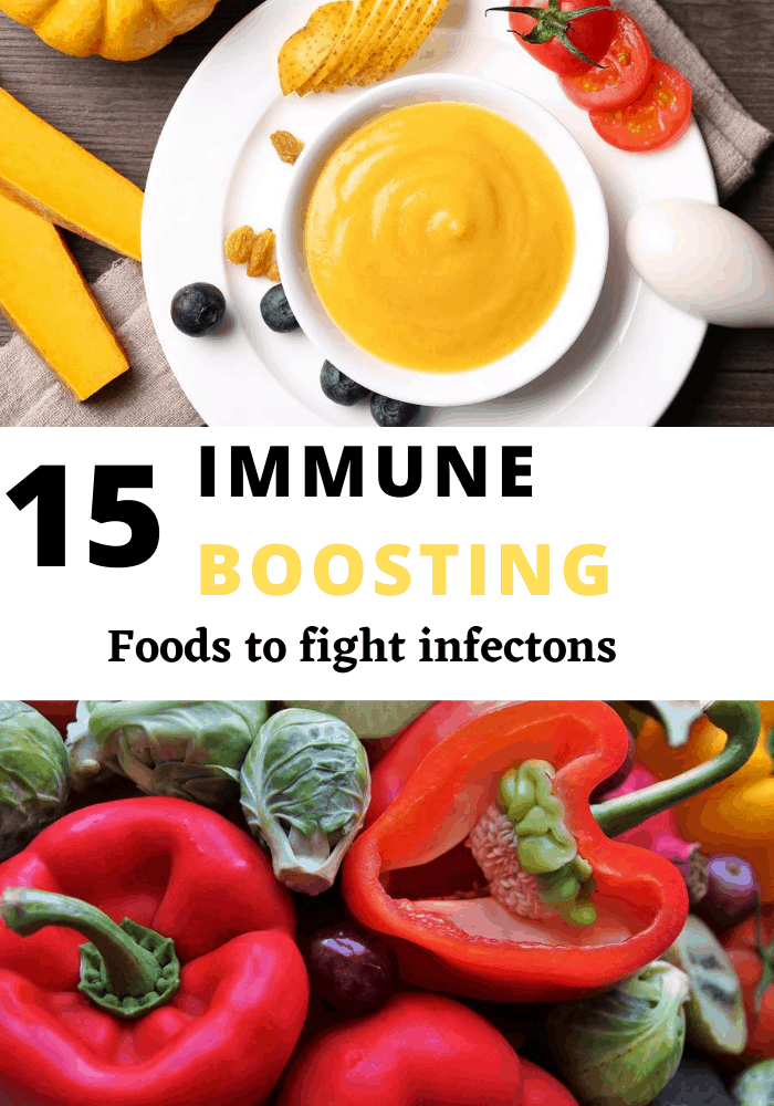 15 Foods that Boost the Immune System