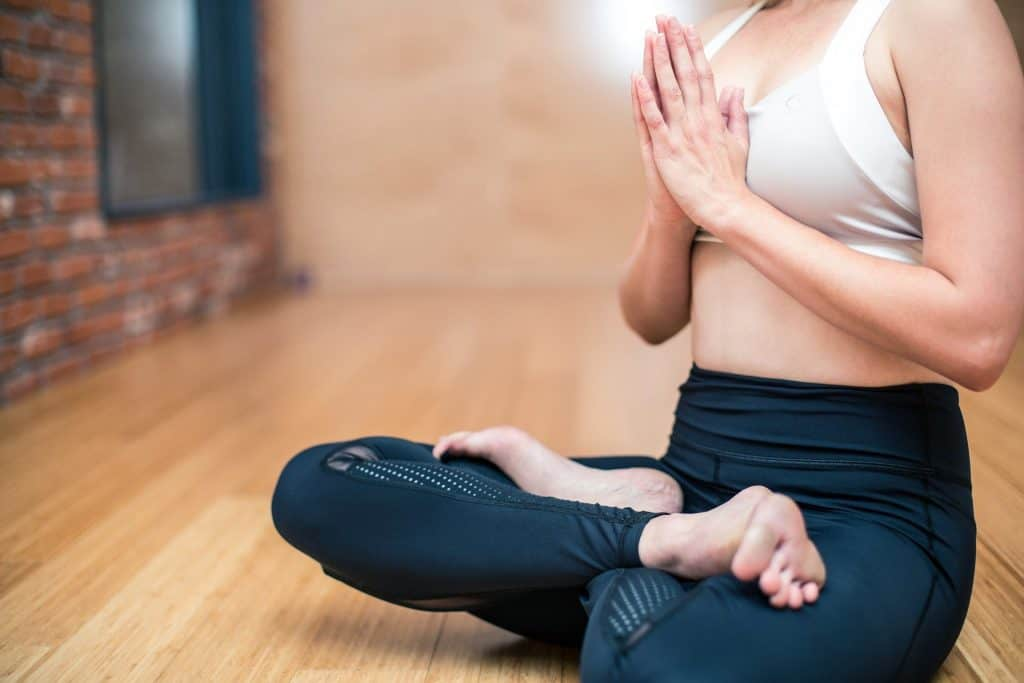 How to relieve stress and anxiety naturally with meditation and Prayer